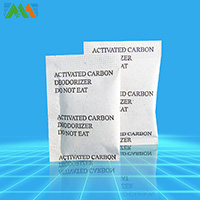 Activated carbon desiccant