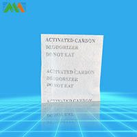 3g Activated carbon desiccant