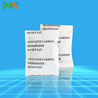 5g Activated carbon desiccant